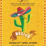 The Swan Mexican night 20180427